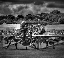 Jousting by Jay Payne