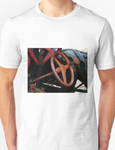 Rusty steering wheel T-Shirt