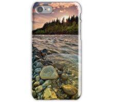 Christmas Eve Dawn iPhone Case/Skin