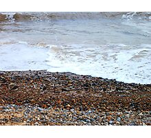 A Stroll On The Beach! Photographic Print