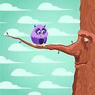 Tree Bird by Sydney Eller