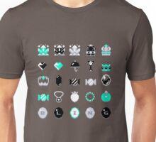 8-bit Bling Unisex T-Shirt