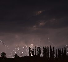 Stormy night by catalinpopro