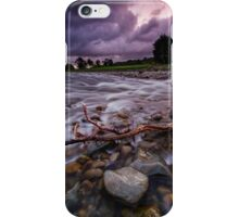Hutt River Storm Torment iPhone Case/Skin