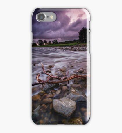 Hutt River Storm Torment iPhone Case/Skin