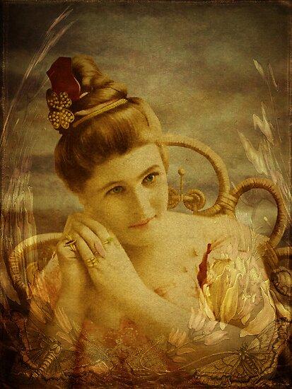 Pensive Soul by Pamela Phelps