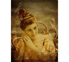 Pensive Soul Photographic Print