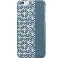 Christmas, winter card; New Year iPhone Case/Skin