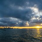 Auckland Harbour by Andrew Lever