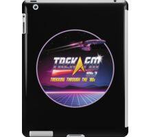 Trek.fm: Trekking Through the '80s! iPad Case/Skin