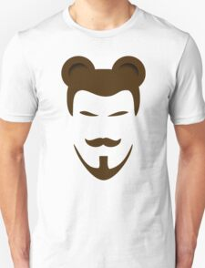 BEARMAN 4 Unisex T-Shirt