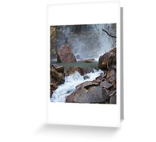 The Force of Nature Greeting Card