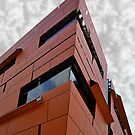 This is a building at Cal-Tech. by philw