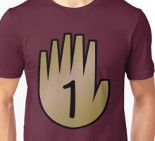 1 Hand Book From Gravity Falls Unisex T-Shirt