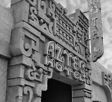 The Aztec Hotel,Monrovia, Ca. by philw