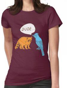 Regular Shirt Womens Fitted T-Shirt