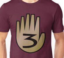 3 Hand Book From Gravity Falls Unisex T-Shirt