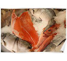 Market Fish Poster