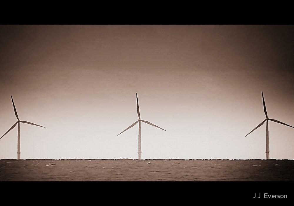 Chasing Windmills by J J  Everson