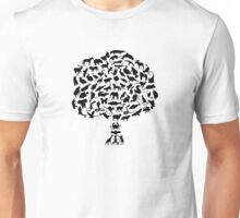 Animal Tree Unisex T-Shirt
