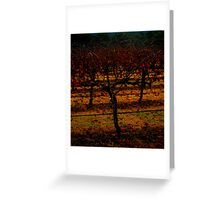 Lost Harvest 2012 Greeting Card
