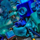 So many toys, yet I'm blue by Randy Turnbow
