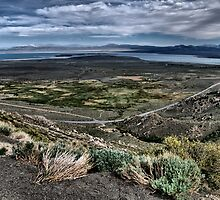 Mono Lake Vista by Bob Wall