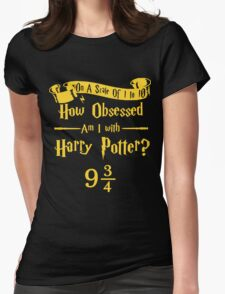 Harry Potter - A 9 3/4 Obsession T-Shirt