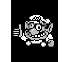 Wario Approval Photographic Print