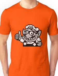 Wario Approval Unisex T-Shirt