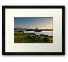 Loch Dunvegan, Isle of Skye Framed Print