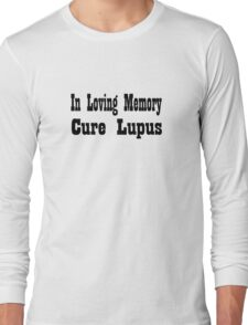 Lupus Long Sleeve T-Shirt