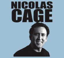 Nicolas Cage Kids Tee