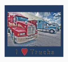 I Love Trucks-2 by emru
