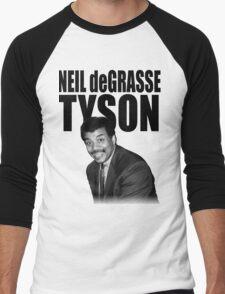 Neil deGrasse Tyson Men's Baseball ¾ T-Shirt