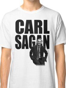 Carl Sagan Classic T-Shirt