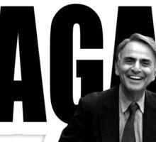 Carl Sagan Sticker