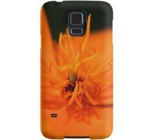 Poppy Orange Samsung Galaxy Case/Skin