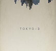 Tokyo-3 by almn