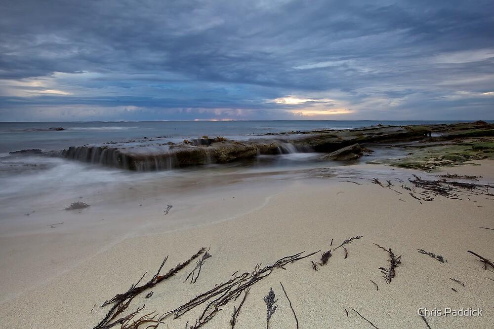 Low Tide At Redgate Beach - Western Australia by Chris Paddick