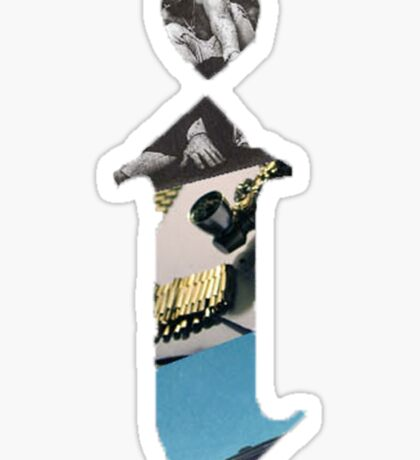 Kendrick Lamar I Design Sticker