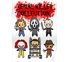 SERIAL KILLER COLLECTION Poster