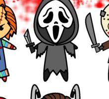 SERIAL KILLER COLLECTION Sticker