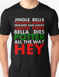 Harry Potter Jingle Bells Unisex T-Shirt