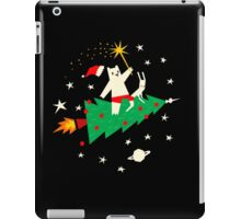 Space Christmas iPad Case/Skin