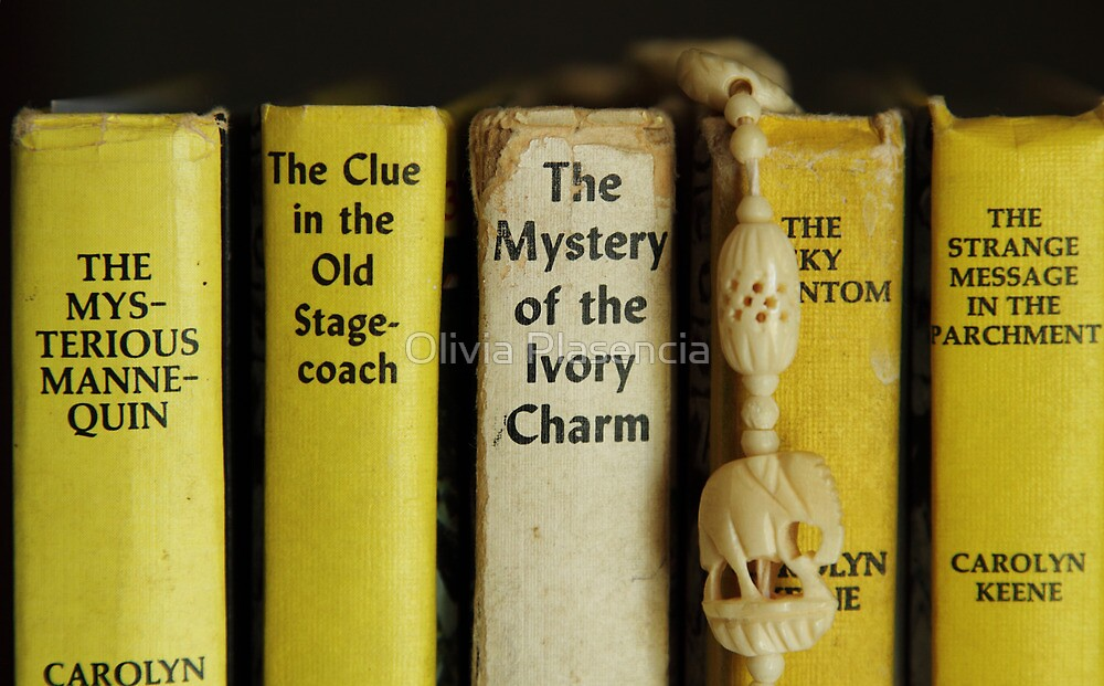 Mystery of the Ivory Charm by Olivia Moore