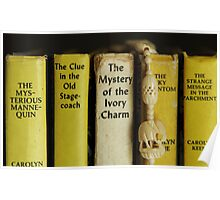 Mystery of the Ivory Charm Poster