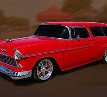 Red Nomad A by WildBillPho