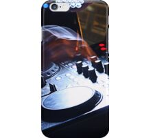 Hey DJ iPhone Case/Skin
