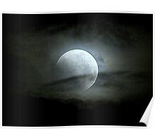 La Luna....6-03-2012 Poster